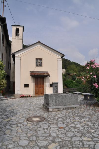 Oggio, Oratorio S. Agata / Oratoire de Santa Agata / Oratorio S. Agata / Oratory Saint Agatha