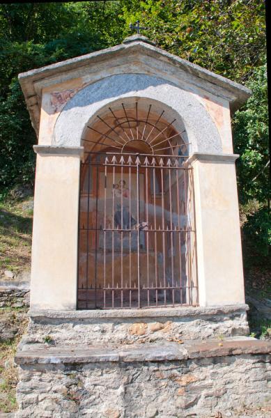 Roveredo, cappella detta Capelona / Capelle (dite aussi « Capelona ») / die sogenannte Capelona-Kappelle / Chapel known as Capelona