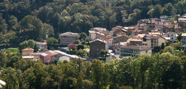 Lugaggia, villaggio / Village / Dorf / Village