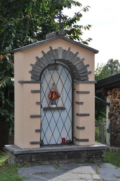 Oggio, cappella / Chapelle / Kapelle / Chapel